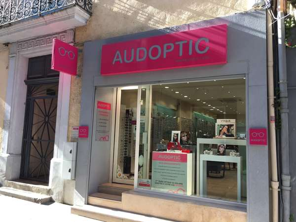 Opticien : AUDOPTIC,  48 RUE DE L'ANCIEN COURRIER , 11100 Narbonne
