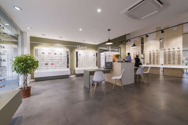 Opticien : LE COMPTOIR DE L'OPTIQUE, 40 RUE LOUIS BRAILLE, 69800 SAINT-PRIEST