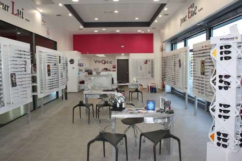 Opticien : VISIOPTIC,  CENTRE COMMERCIAL INTERMARCHE, 66450 POLLESTRES