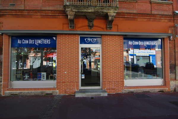 Opticien   Au Coin Des Lunetiers, 19 AVENUE DES ETATS-UNIS, 31200 TOULOUSE d914f69ce207