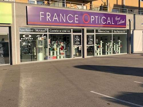 Opticien : FRANCE OPTICAL, 6 RUE DU COLLEGE, 25800 VALDAHON