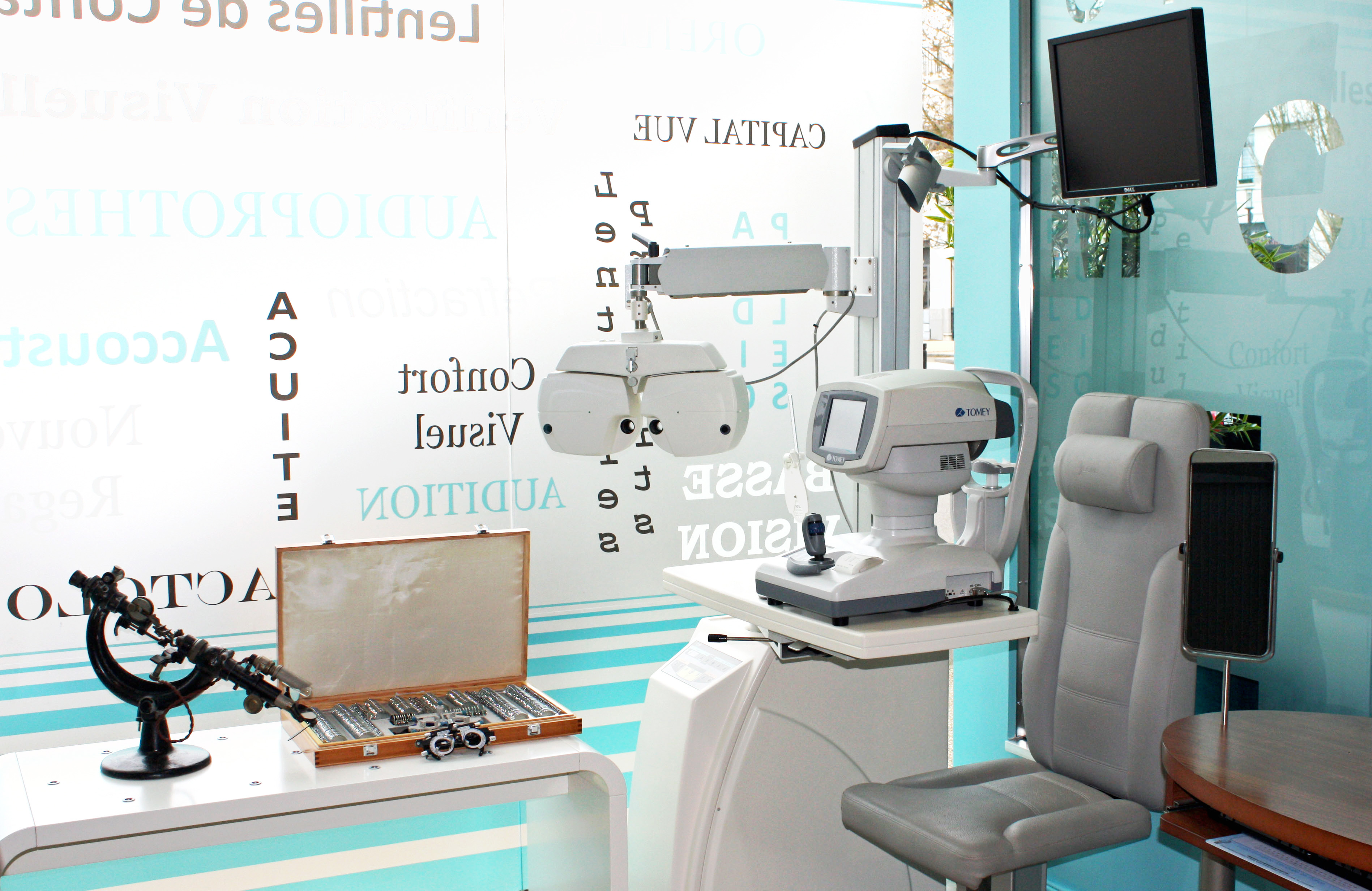 Opticien : OPTIQUE GUYANCOURT, 21 PLACE CENDRILLON, 78280 GUYANCOURT