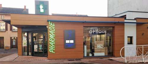 Opticien : PHARMACIE-OPTIQUE DE BELMONT,  PLACE ERFWEILER, 42670 BELMONT DE LA LOIRE