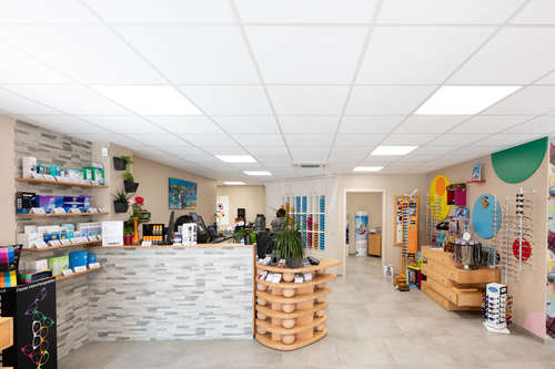 Opticien : MON OEIL OPTIQUE, 8C Route d'Altkirch, 68720 Illfurth