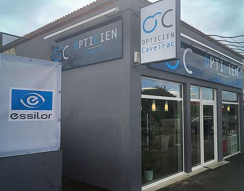 Opticien : OPTICIEN CAVEIRAC, 7 Rue des Rolliers, 30820 Caveirac