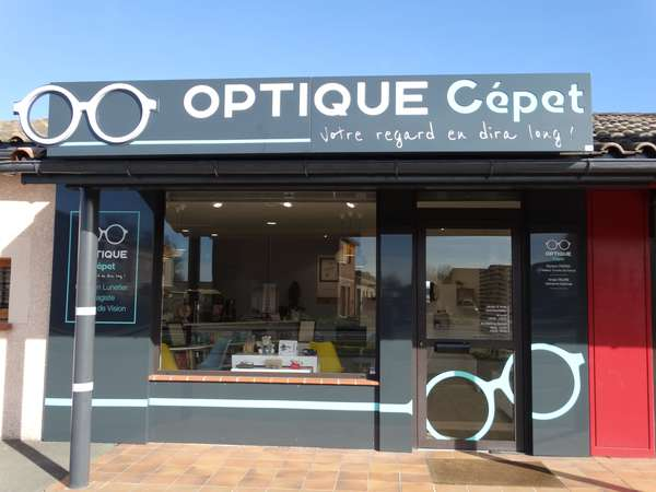 Opticien : OPTIQUE CEPET, 331 AVENUE DE TOULOUSE, 31620 CEPET