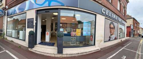 Opticien : CELINE OPTIQUE, 59 Rue de Lillers, 62151 Burbure