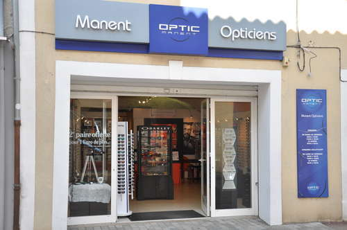 Opticien : OPTIC MANENT, 46 BOULEVARD PESCHAIRE ALIZON, 07150 VALLON PONT D'ARC