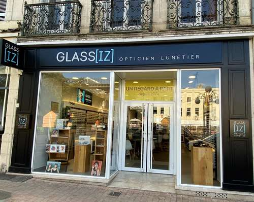 Opticien : GLASSIZ, 7 PLACE GEORGES CLEMENCEAU, 47200 MARMANDE