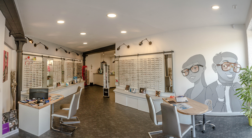Opticien proposant la marque MARTINE FORSANS : OPTIC ST MICHEL, 323 avenue Georges Clemenceau, 54200 Toul