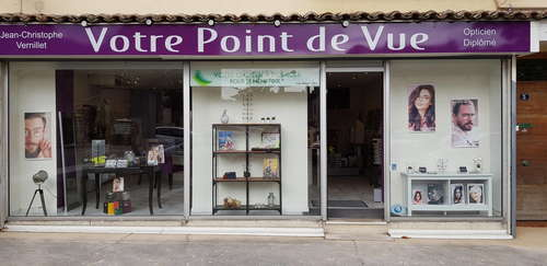 Opticien : VOTRE POINT DE VUE, 3 PLACE DE L'ABBE PIERRE, 69540 IRIGNY