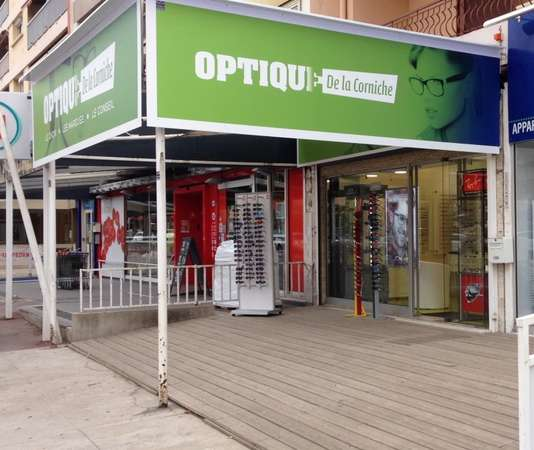 Opticien : OPTIQUE DE LA CORNICHE, 1123 AVENUE DE LA CORNICHE, 83370 SAINT AYGULF