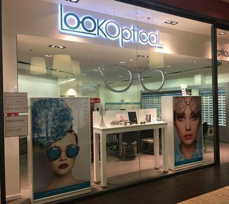 Opticien : LOOKOPTICAL, 1 TER AVENUE GUSTAVE EIFFEL, CC GEANT CASINO, 33600 PESSAC