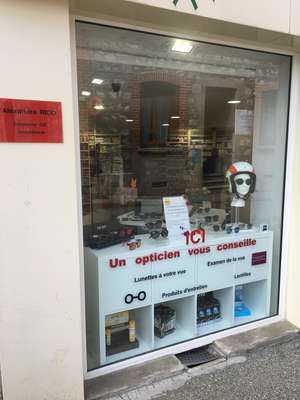 Opticien : OPTIQUE DU BOURG, 12 RUE THERESE DECLINE, 42240 UNIEUX