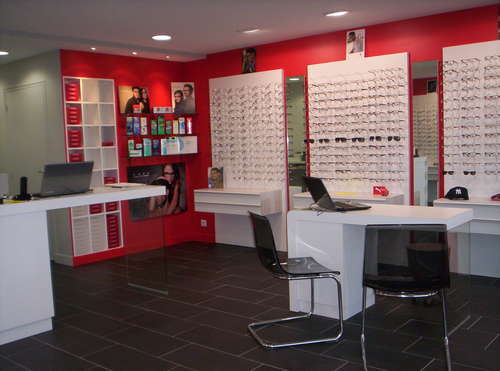 Opticien proposant la marque K-LAB : MER OPTICAL, 53 route nationale, 41500 MER