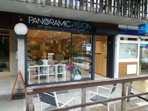 Opticien : PANORAMIC VISION, 633 RUE DU CENTRE, 74260 LES GETS