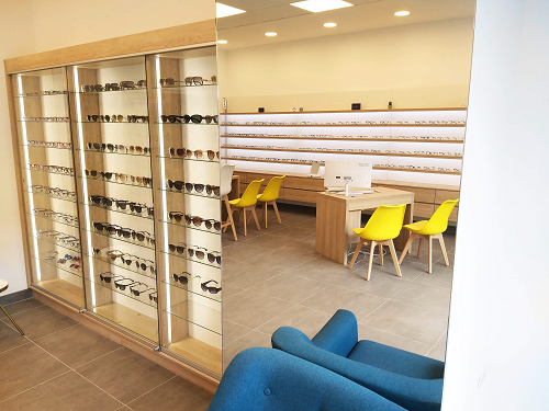 Opticien : OPTICA STORE, 3 RUE LANGEVIN, 67200 STRASBOURG