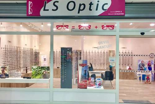 Opticien : LS OPTIC,  ZONE DU GRAND ZELLNER, 57310 GUENANGE