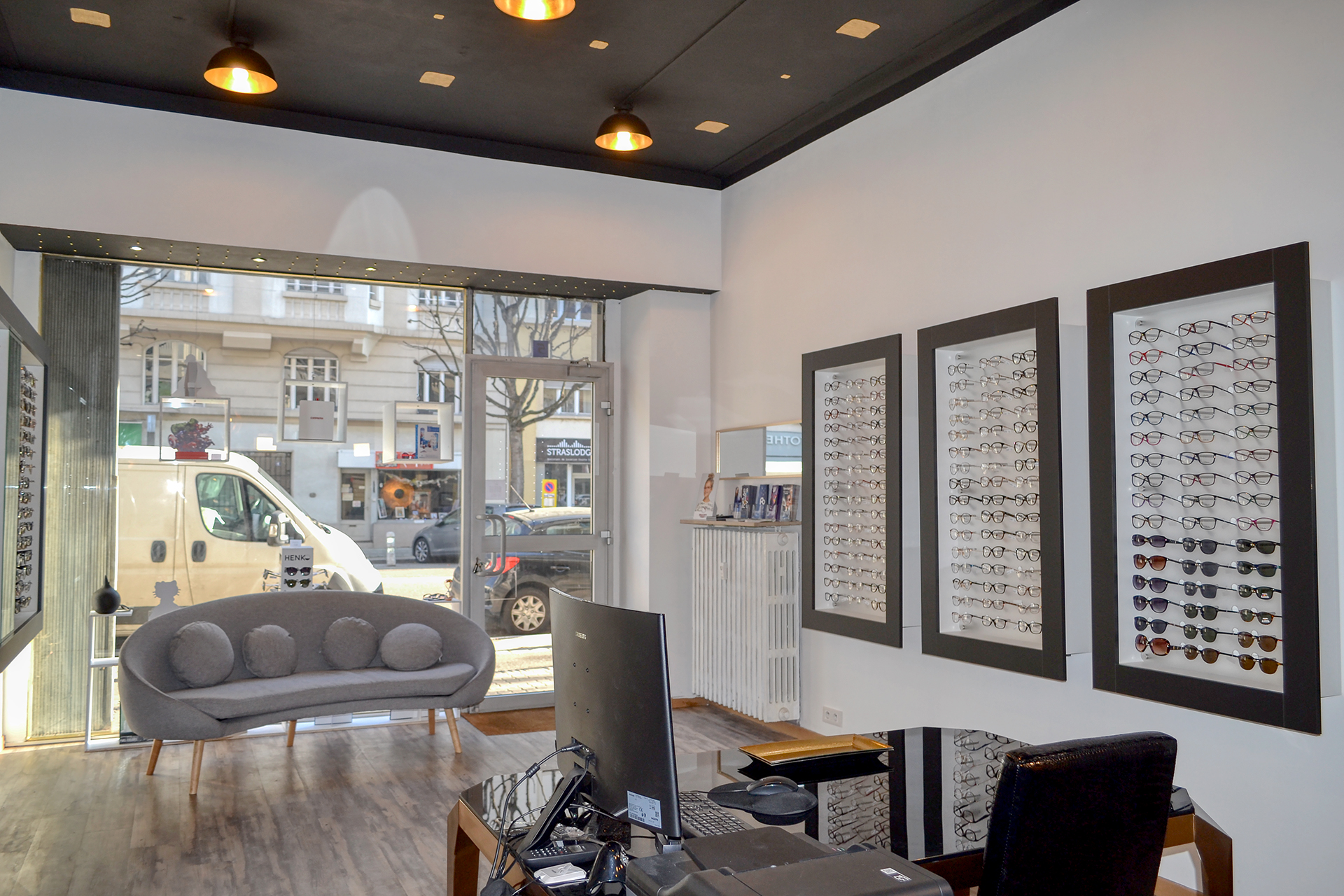 Opticien : OPTIC PREMIER REGARD, 5 RUE DU TRAVAIL, 67000 STRASBOURG