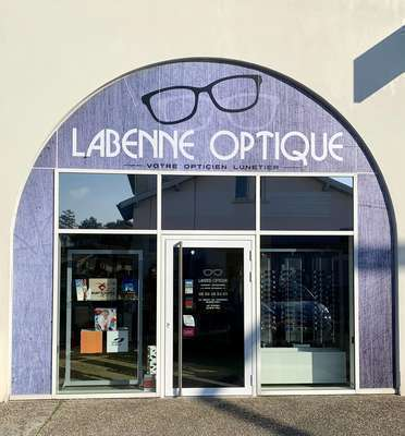 Opticien : LABENNE OPTIQUE, 30 avenue du General de Gaulle, 40530 LABENNE