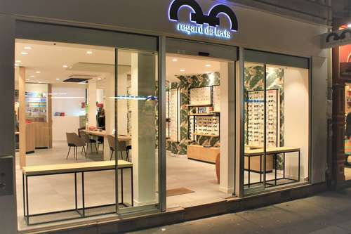 Opticien : REGARD DE LEVIS, 39 RUE DE LEVIS, 75017 PARIS
