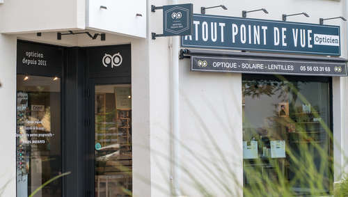 Opticien : ATOUT POINT DE VUE, 17 AVENUE LEON DELAGRANGE, 33380 MIOS