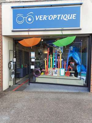 Opticien proposant la marque CHANTAL THOMASS : VER'OPTIQUE OPTIQUE DELANNOY, 9 PLACE BOISLANDRY, 61300 L'AIGLE