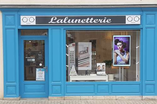 Opticien : LALUNETTERIE, 1 RUE DU MOULIN, 64270 SALIES DE BEARN