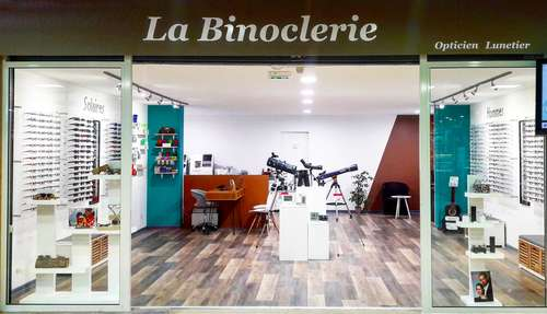 Opticien : LA BINOCLERIE, 11 RUE LAMOTHE, 17100 SAINTES
