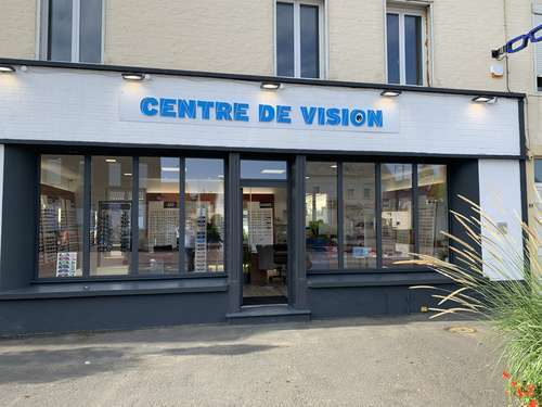 Opticien : CENTRE DE VISION, 16 PLACE DES ECOSSAIS, 59225 CLARY