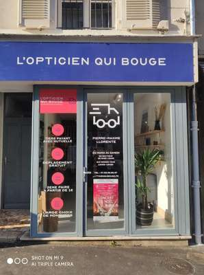 Opticien : L' OPTICIEN QUI BOUGE, 23 RUE DU FAUBOURG BANNIER, 45000 ORLEANS