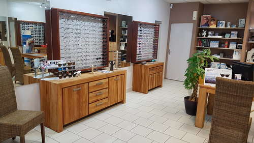 Opticien : ATLANTIC VISION, 18 Rue Daste, 40140 SOUSTONS