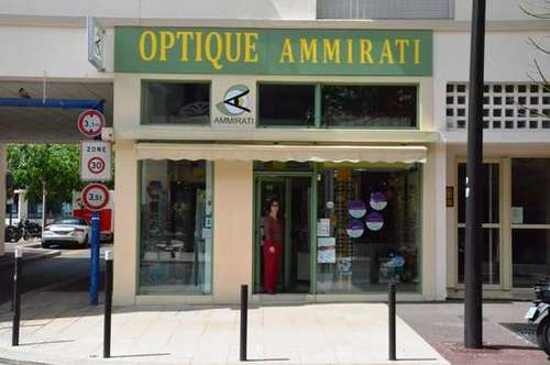 Opticien : OPTIQUE AMMIRATI, 22 Boulevard Wilson, 06600 ANTIBES
