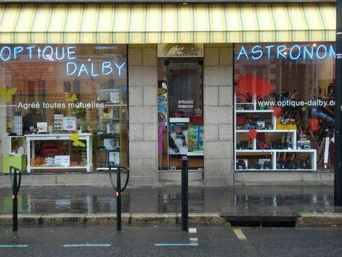 Opticien : OPTIQUE DALBY, 79 Boulevard Ernest Dalby, 44000 NANTES