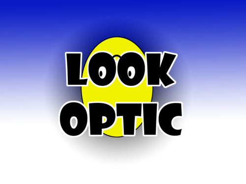 Logo opticien indépendant LOOK OPTIC 06000 NICE