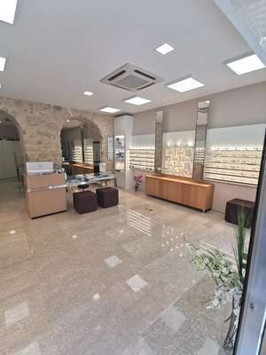 Opticien : VISION MODERNE, 22 Rue Cassini, 06300 NICE