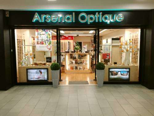 Opticien : ARSENAL OPTIQUE, 1 Avenue Ney, 57000 METZ