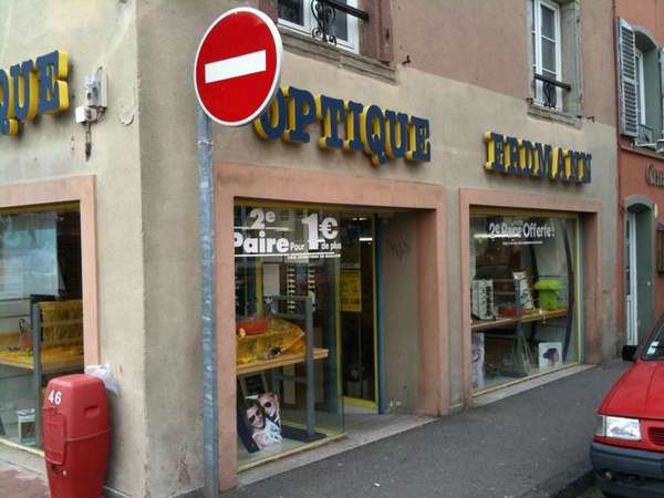 Opticien : OPTIQUE ERDMANN PHALSBOURG   , 3 Place d'Armes , 57370 PHALSBOURG