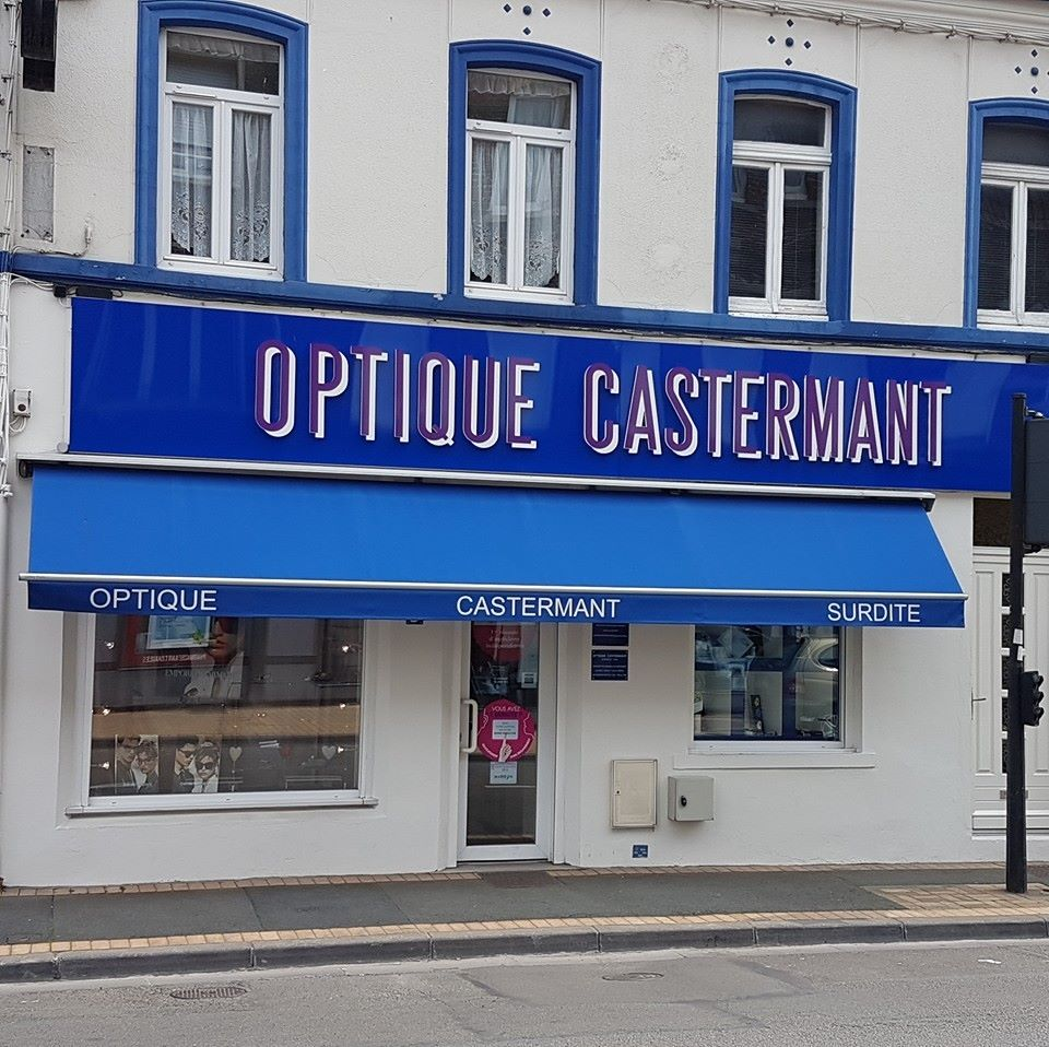 Opticien : OPTIQUE CASTERMANT, 5 Rue Castermant, 59150 WATTRELOS
