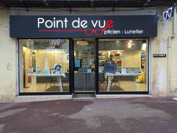 Opticien : POINT DE VUE, 250 Rue Leon Gambetta, 59000 LILLE