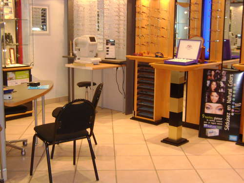 Opticien : OPTIQUE DESMAZIERES, 52 Rue d'hurlupin, 59560 COMINES