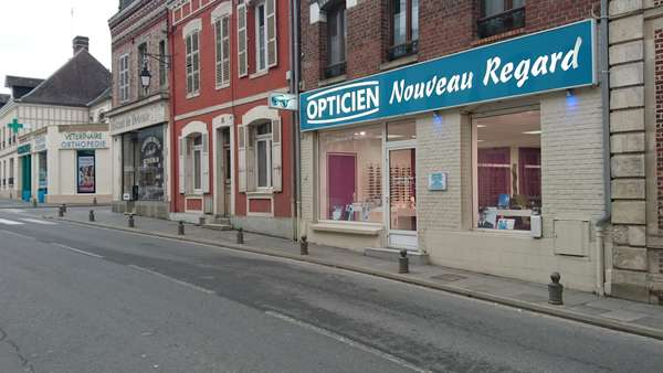 Opticien : OPTICIEN NOUVEAU REGARD, 31 Rue Albert Thomas, 60870 VILLERS ST PAUL
