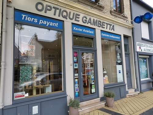 Opticien : OPTIQUE GAMBETTA, 68 BOULEVARD GAMBETTA, 62100 CALAIS