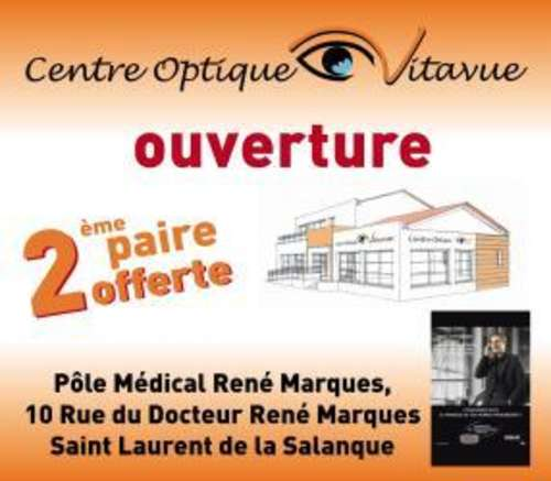 centre optique vitavue opticien saint laurent de la salanque 66250 10 rue docteur ren marques. Black Bedroom Furniture Sets. Home Design Ideas