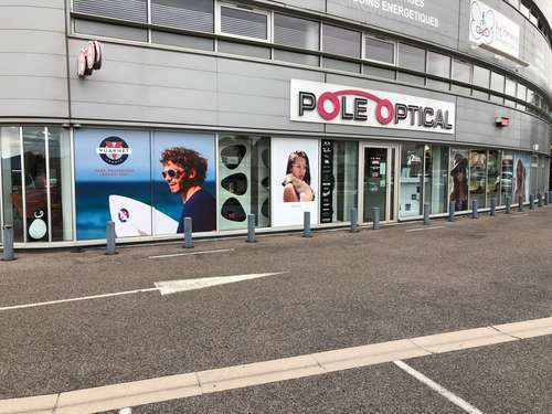 Opticien : POLE OPTICAL, 10 avenue Ambroise Croizat, 66330 CABESTANY