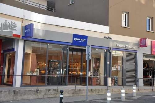 Opticien : OPTIC MANENT , 4 Boulevard Saint Didier, 07200 AUBENAS