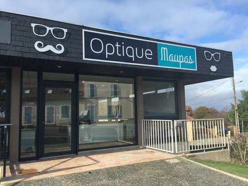 Opticien : Optique Maupas, 13 Bis Rue d'Autun, 71140 BOURBON-LANCY