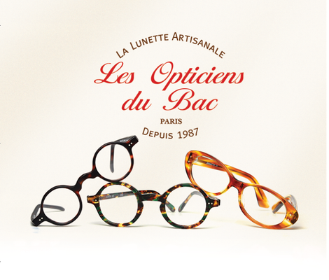 Opticien : LES OPTICIENS DU BAC, 92 Rue du bac, 75007 PARIS