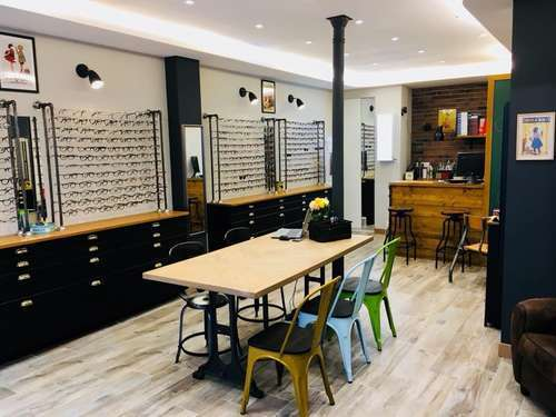 Opticien : OPTIQUE ET CHOCOLAT, 28 Rue Poncelet, 75017 PARIS