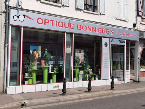 Opticien : JEAN LEMPORTE OPTICIEN, 27 Rue Georges Herrewyn, 78270 BONNIERES